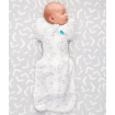 Love to Dream Swaddle Up Bamboo Grey